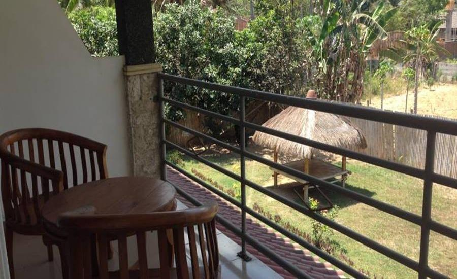 Dedy's Homestay Lombok - Balkon