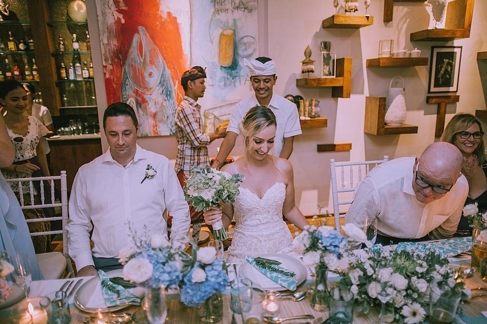 Tejaprana Resort & Spa Bali - Blessing Ceremony