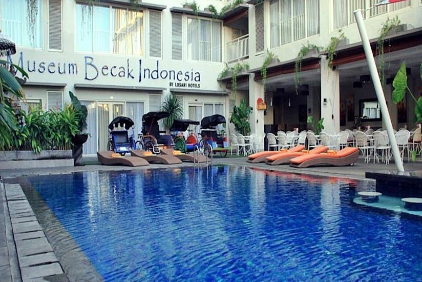 Losari Sunset Bali - Kolam Renang