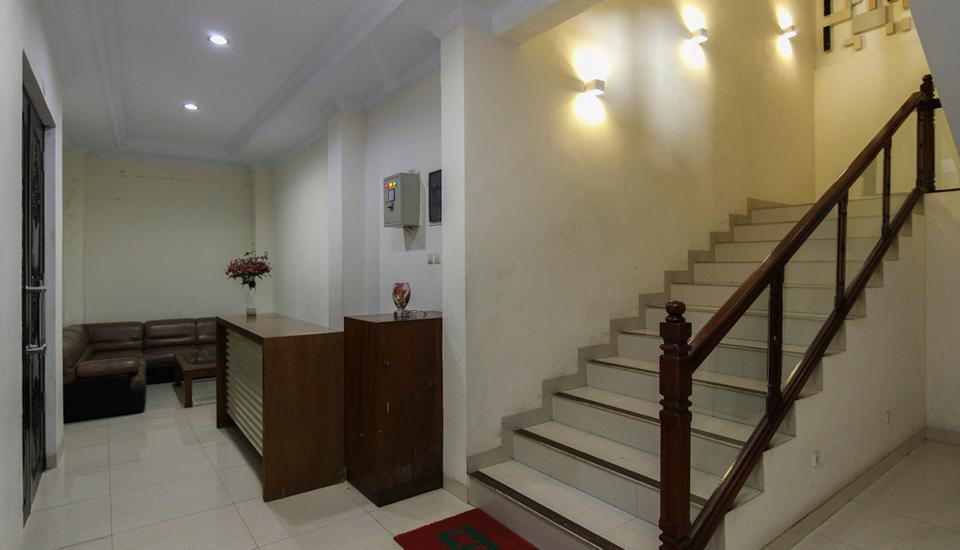 Kost Syailendra Jakarta - Ruang Santai