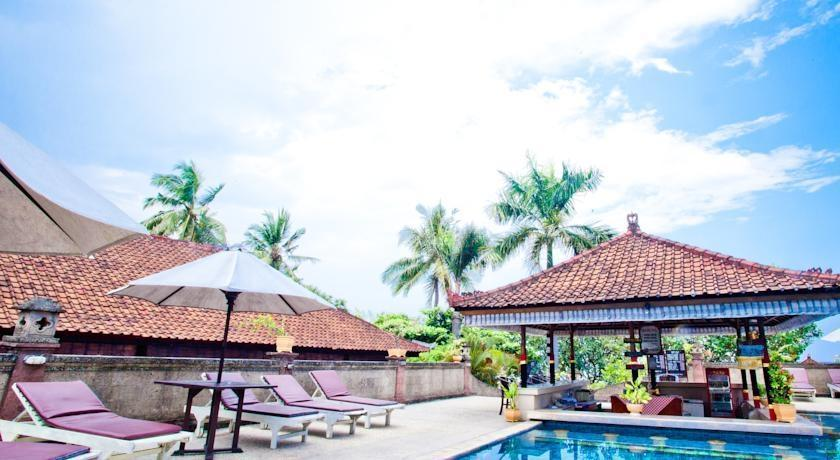 Aditya Beach Resort Bali - (11/June/2014)