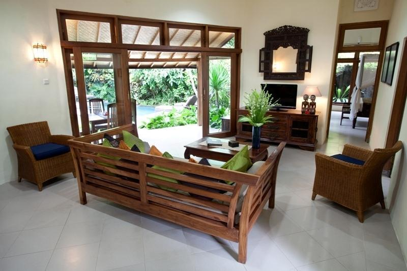 Villa Coco Bali - Ruang tamu