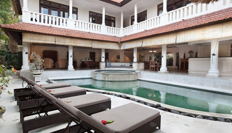 Villa Coco Bali - Kolam renang Villa 4 bed