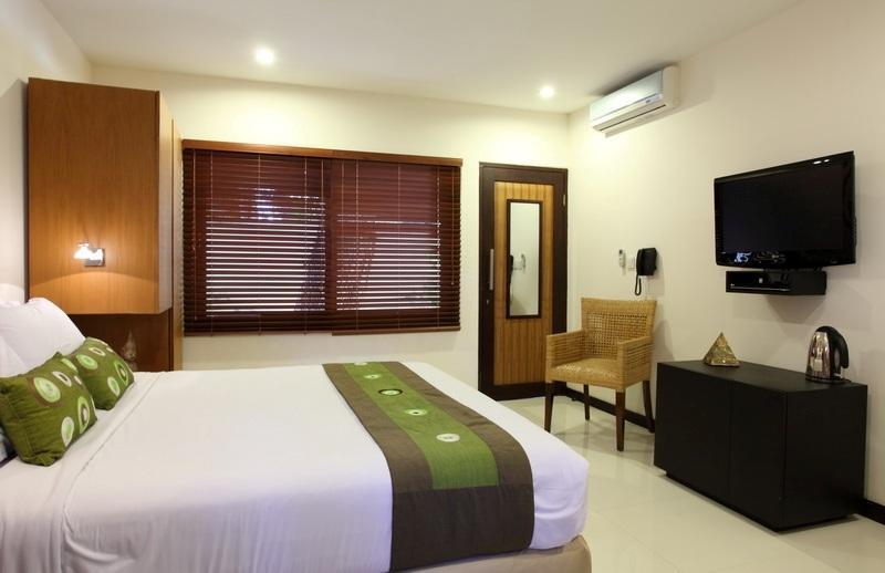 Villa Coco Bali - kamar tidur Villa 1 bedroom