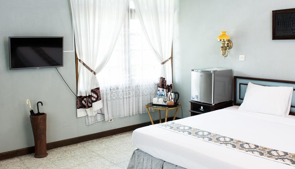 Poeri Devata Resort Hotel Yogyakarta - Kamar / Cottage Prambanan