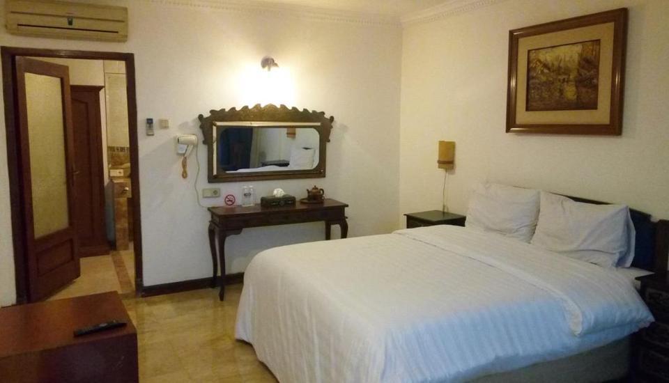 Lombok Ethnic Hotel Bandung Bandung - Suite Room With Breakfast Regular Plan