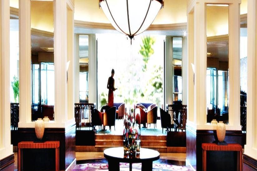 Oasis Hotel Belitung - Lobi