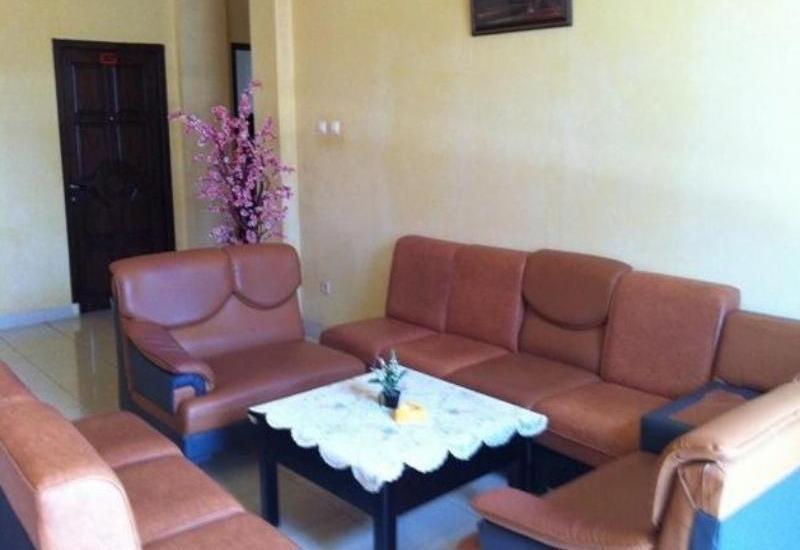 Oasis Hotel Belitung - lobby