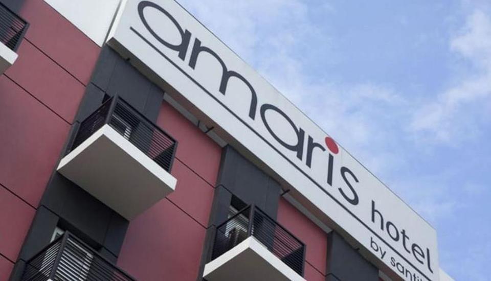Amaris Bandara Jakarta - sdf
