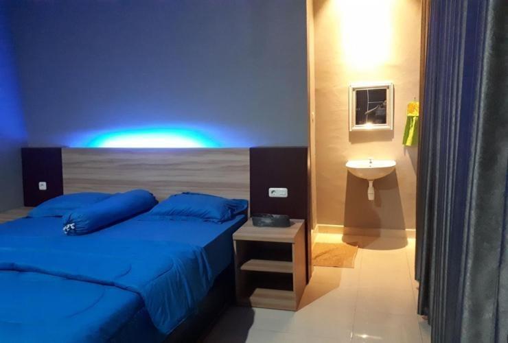 Symfoni House Baturaja - Bedroom