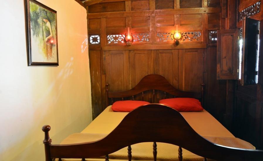 Villa D'Roemah Hampor Garut - Kamar tamu