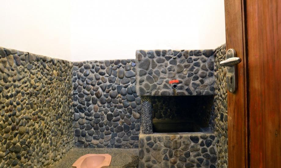 Villa D'Roemah Hampor Garut - Kamar mandi