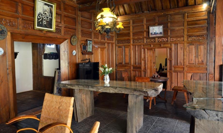 Villa D'Roemah Hampor Garut - Interior