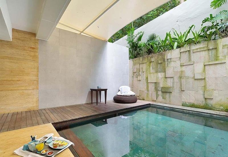 Golden Tulip Devins Hotel Seminyak -  Private Pool Suite Room (Breakfast Included) Min Stay 3 Night Discount 26%