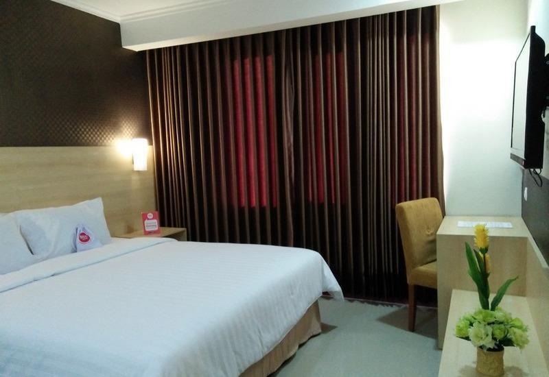 NIDA Rooms Airport Haryono Balikpapan - Kamar tamu