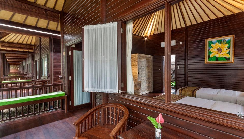 Coconut Resort Lombok - Kamar suite execuitve