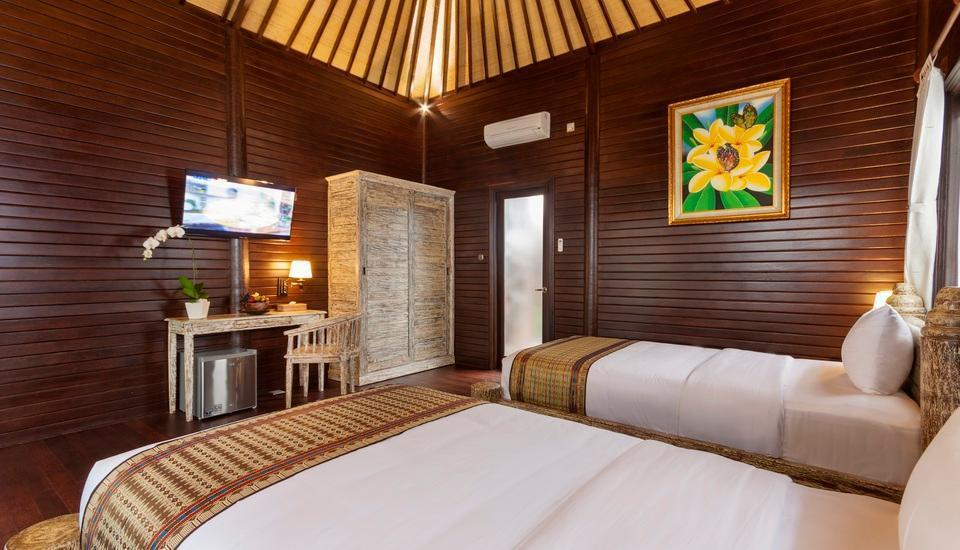 Coconut Resort Lombok - Kamar Eksekutif suite