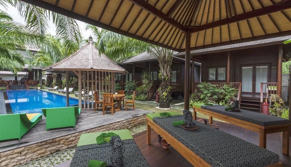 Coconut Resort Lombok Lombok - Spa & Pusat Kesehatan