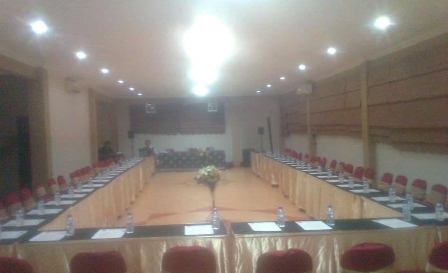 Graha Hotel Sragen - Ruang Rapat