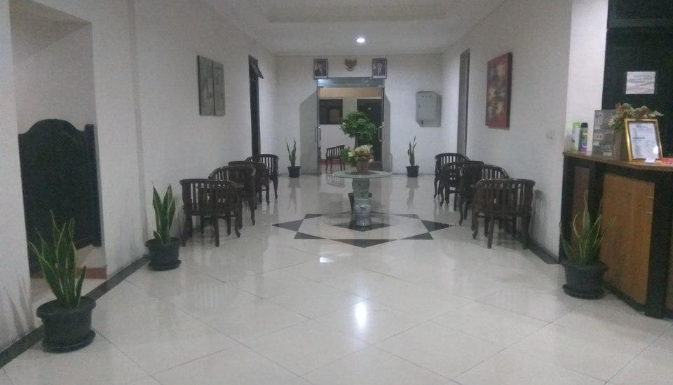 Graha Hotel Sragen - Interior