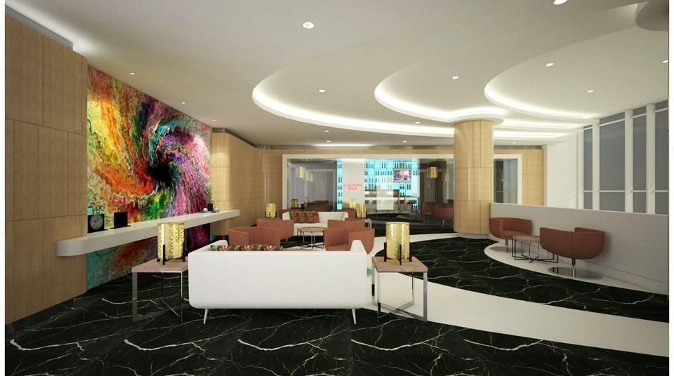 Brits Hotel Karawang - Longe Bar