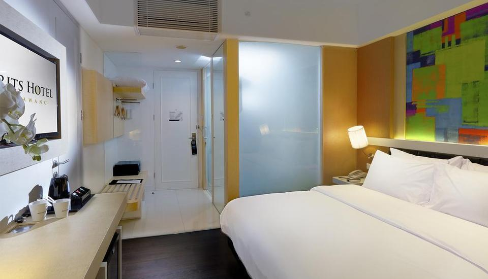 Brits Hotel Karawang - Superior King Room Only Special Promo 20% - Non Refundable