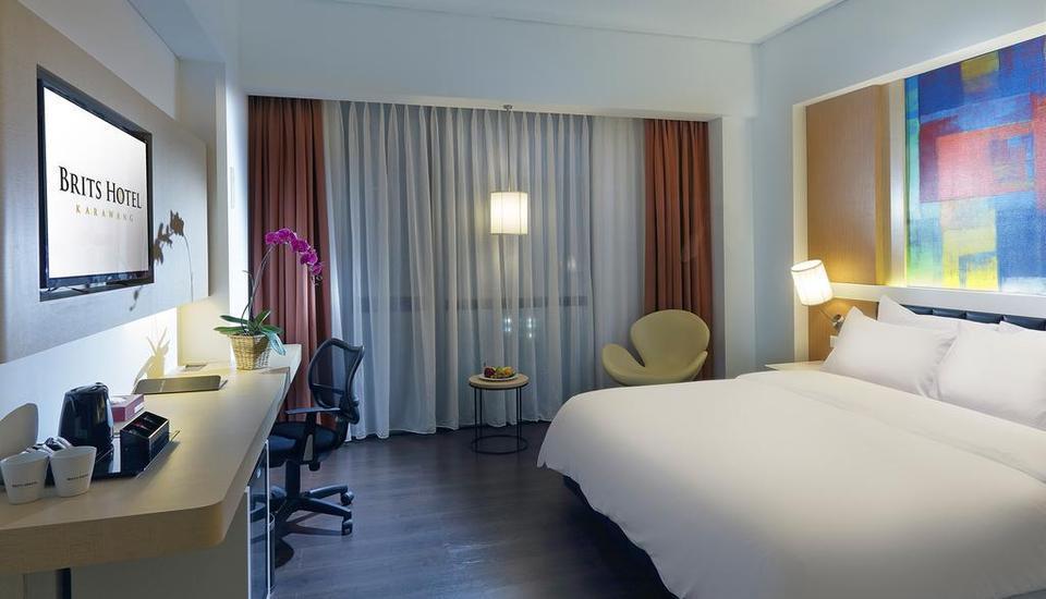 Brits Hotel Karawang - Deluxe Room Special Promo 20% - Non Refundable