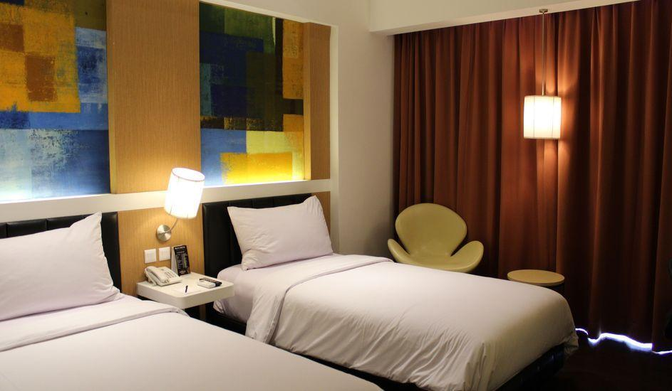 Brits Hotel Karawang - Superior Twin Room Only Weekend Promotions