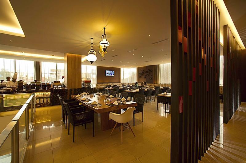 Hotel Grand Zuri Yogyakarta - Zuri lounge