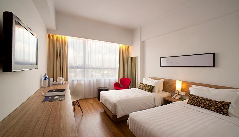 Hotel Grand Zuri Yogyakarta - Kemar Deluks