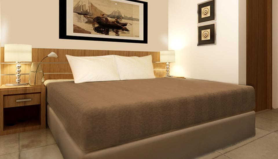 DPT 33 Surabaya - Single Bed