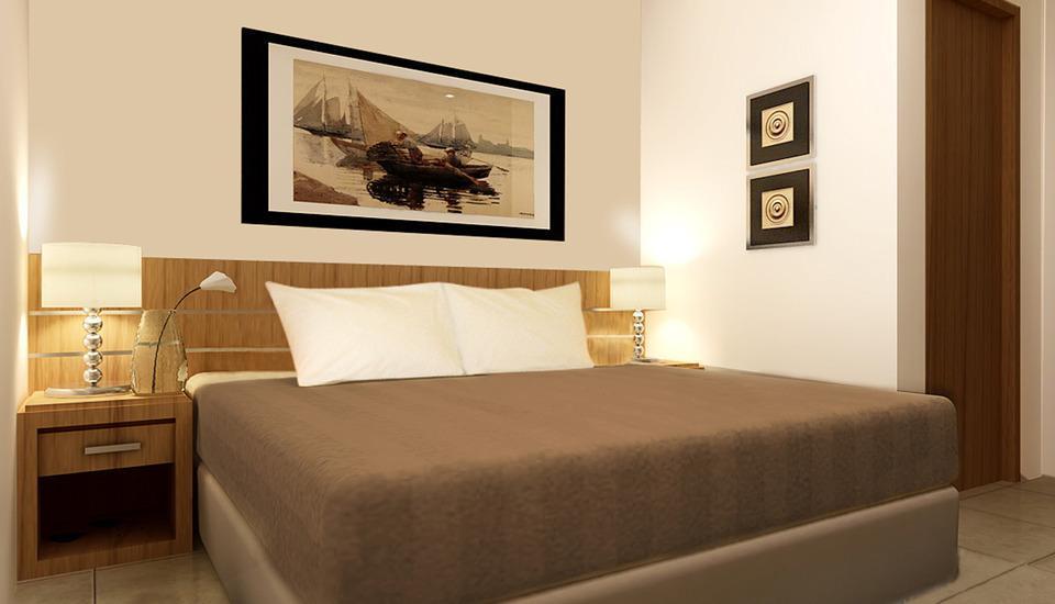 DPT 33 Surabaya - Double Bed