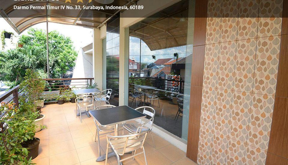 DPT 33 Surabaya - Teras