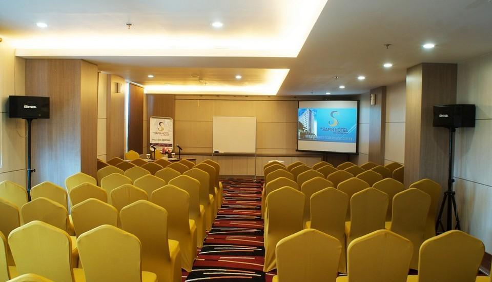 Hotel Safin Pati Pati - Ruang pertemuan Adipati