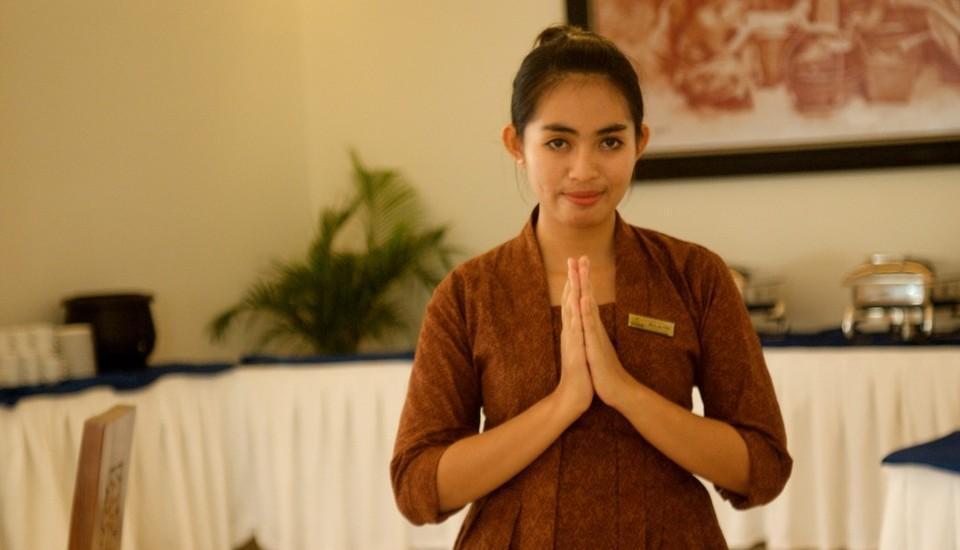 Hotel Safin Pati Pati - coffeshop