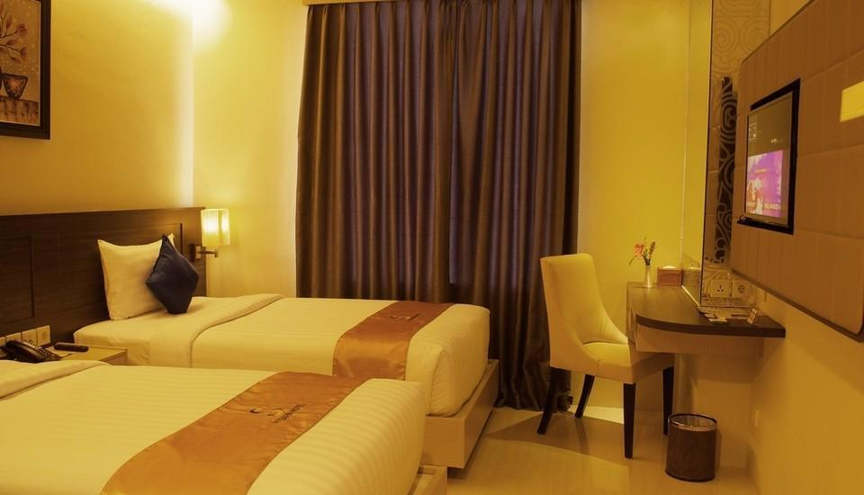 Hotel Safin Pati Pati - Superior Room Only Regular Plan