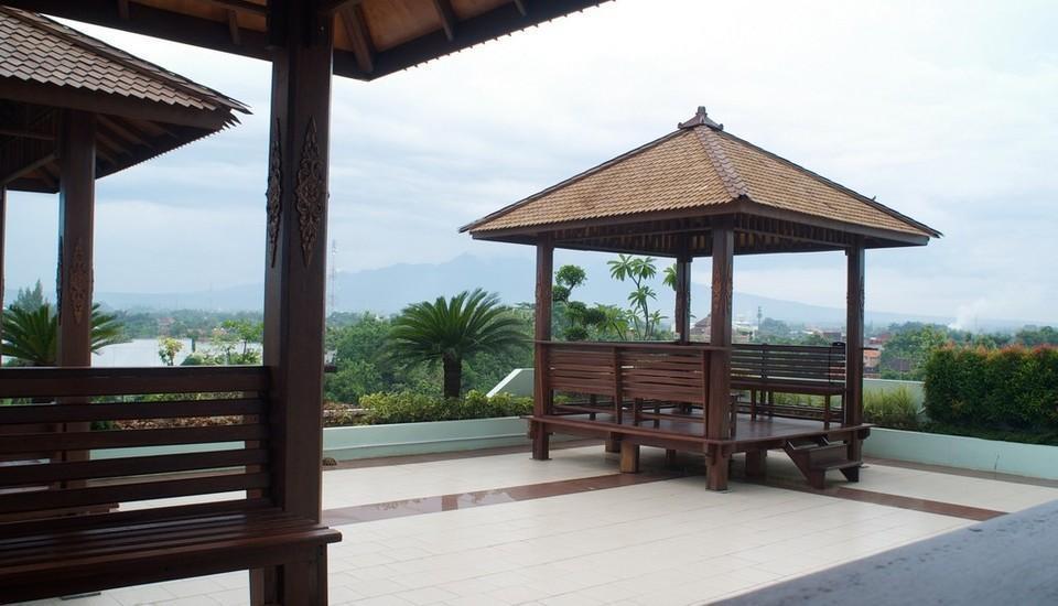 Hotel Safin Pati Pati - gazebo