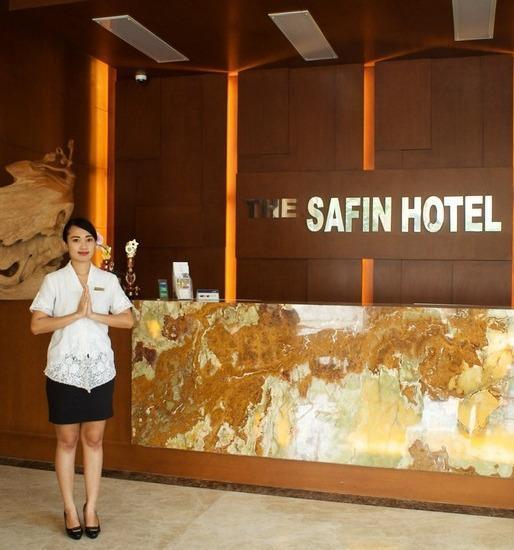 Hotel Safin Pati Pati - Resepsionis