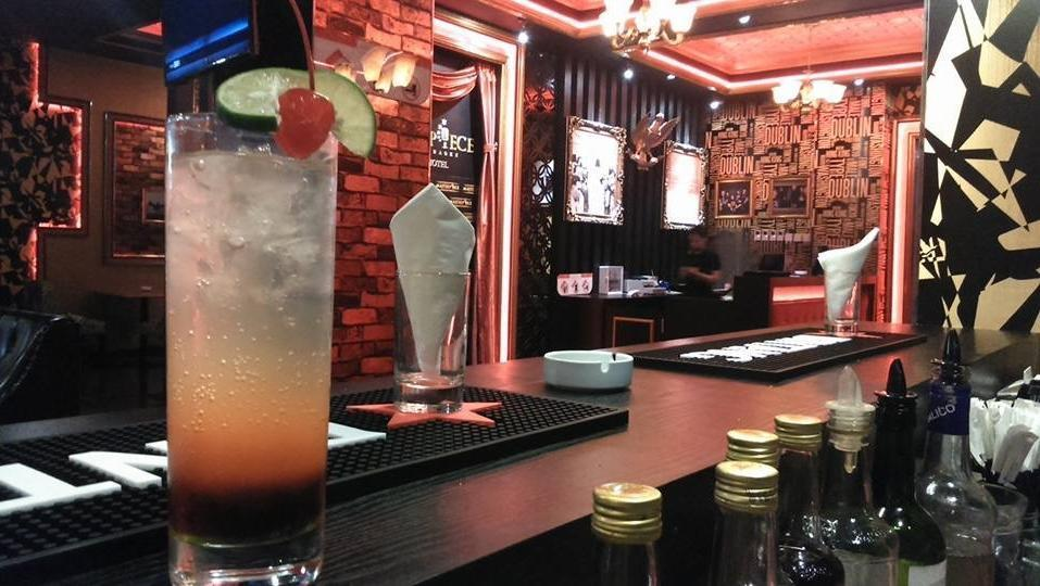 Hotel Safin Pati Pati - Bar