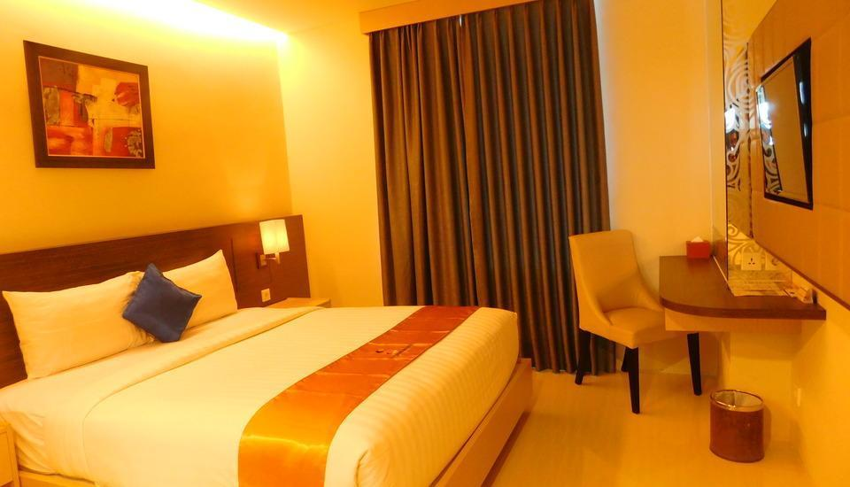 Hotel Safin Pati Pati - Superior Double  Regular Plan
