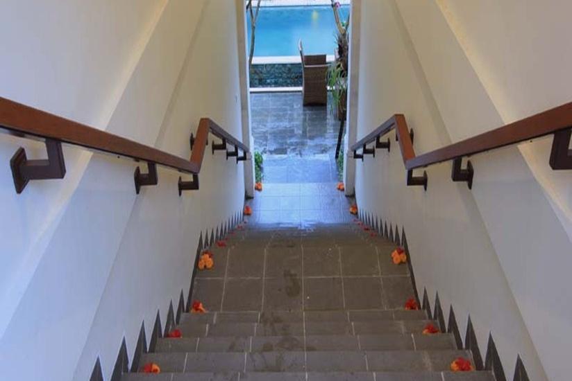 Tebesaya Cottage Bali - Koridor