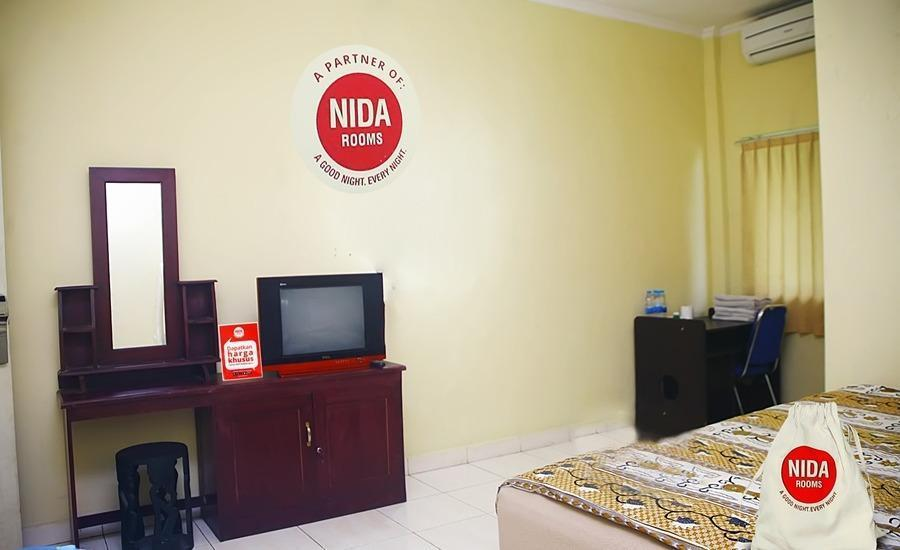 NIDA Rooms 9 Kraton Tugu Railway Station Gamping - Kamar tamu