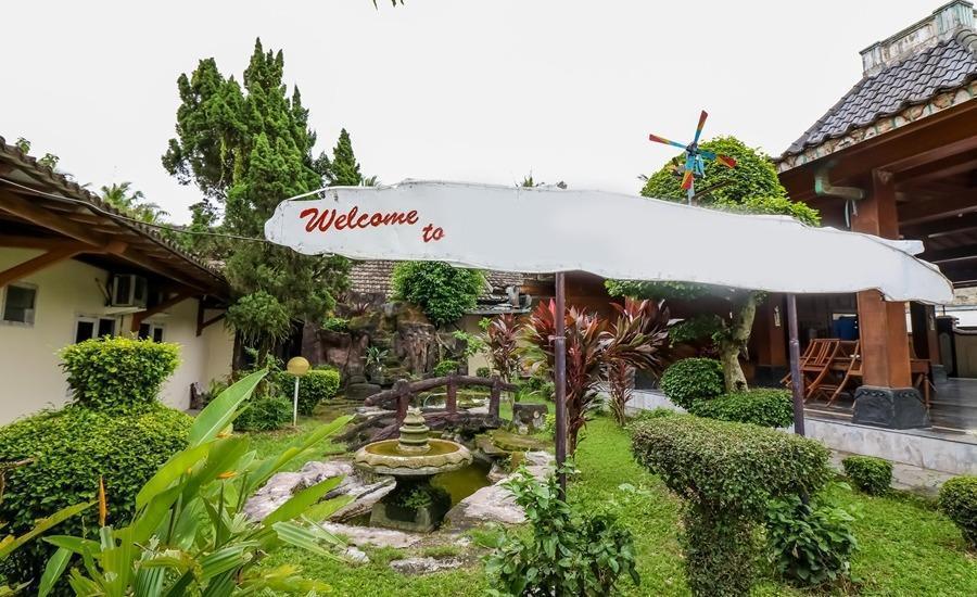 NIDA Rooms 9 Kraton Tugu Railway Station Gamping - Eksterior