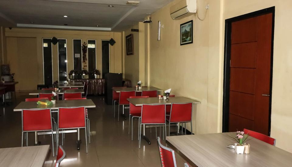 NIDA Rooms Mall SKA Pekanbaru - Restoran