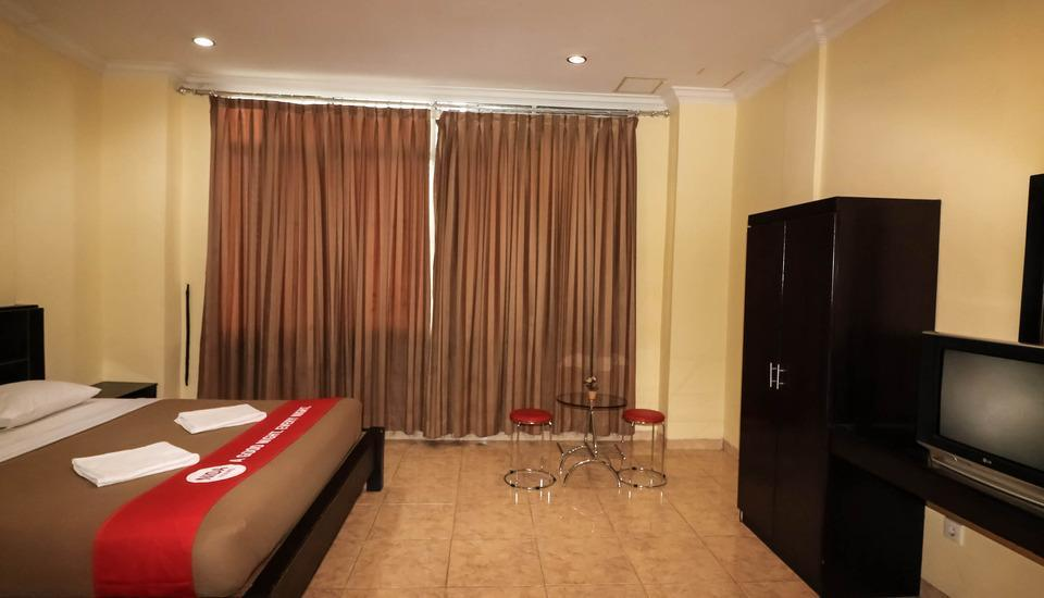NIDA Rooms Mall SKA Pekanbaru - Double Room Single Occupancy Special Promo