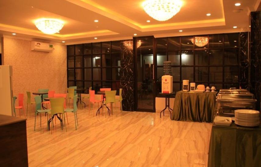 Barelang Hotel Batam - Restoran