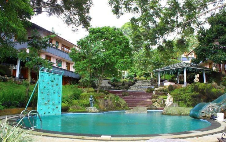 Hotel Tjokro Bogor - bangunan