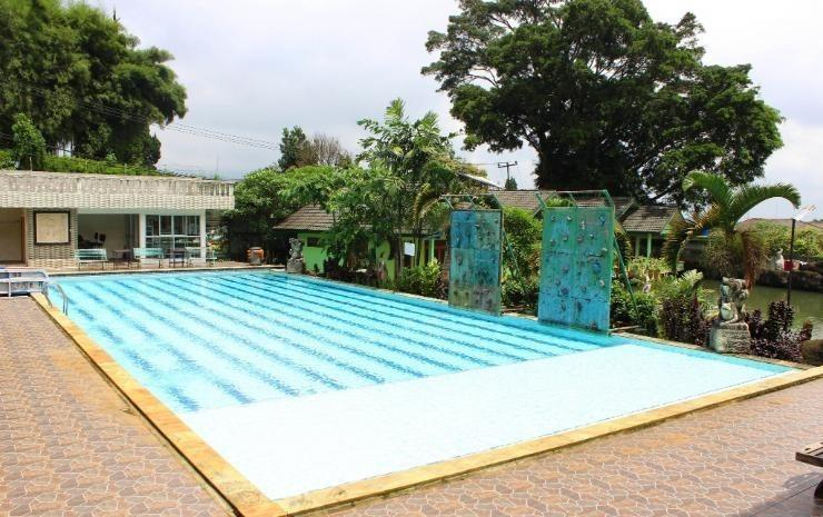 Hotel Tjokro Bogor - Kolam Renang