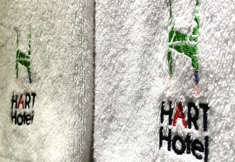Hart Hotel Lombok - Kamar mandi