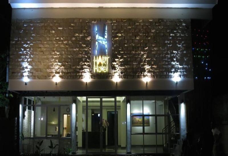 Hart Hotel Lombok - Eksterior